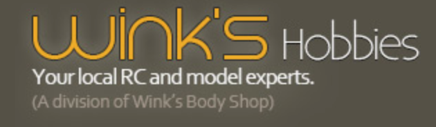 Wink's Hobbies Logo/Photo